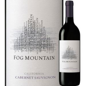 SALE ワイン 赤ワイン フォグ・マウンテン・カベルネ・ソーヴィニヨン ジャン・クロード・ボワセ 2017年 アメリカ カリフォルニア フルボディ 750ml|wsommelier