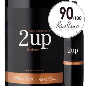 ワイン 赤ワイン ツーアップ シラーズ カンガリーラ・ロード・ワイナリー 2016年 オーストラリア サウス・オーストラリア ミディアム 750ml wine|wsommelier