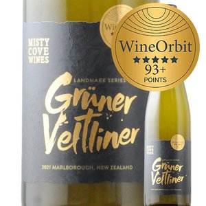 ワイン 白ワイン ランドマーク・グリューナー・ヴェルトリーナー ミスティ・コーヴ 2018年 ニュージーランド 辛口 750ml wine|wsommelier