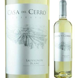 ワイン 白ワイン カサ・デル・セロ・レゼルヴァ・ソーヴィニョン・ブラン ヴィニャ・マーティ 2018年 チリ 辛口 750ml wine|wsommelier