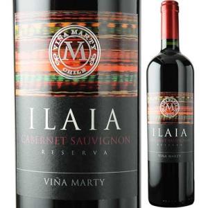 赤ワイン イライア・カベルネ・ソーヴィニョン ヴィニャ・マーティ 2014年 チリ セントラル・ヴァレー フルボディ 750ml wine|wsommelier