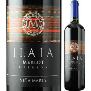 赤ワイン イライア・メルロ ヴィニャ・マーティ 2016年 チリ セントラル・ヴァレー フルボディ 750ml wine|wsommelier