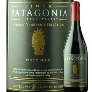 SALEクーポン対象商品!赤ワイン ピノ・ノワール・シングル・ヴィンヤード フィンカ・パタゴニア 2017年 チリ マウレヴァレー ミディアムボディ 750ml wine