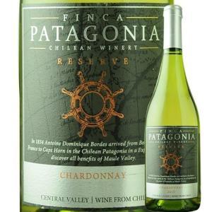 ワイン 白ワイン シャルドネ・レゼルヴ フィンカ・パタゴニア 2017年 チリ マウレヴァレー 辛口 750ml wine|wsommelier