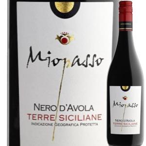ワイン 赤ワイン ミオパッソ・ネロ・ダヴォラ ワイン・ピープル 2017年 イタリア シチリア フルボディ 750ml wine wsommelier