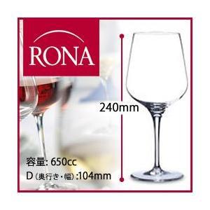 ボルドー ソムリエ Sommelier ロナ RONA(ワイングラス・赤ワイン)|wsommelier