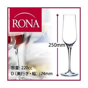シャンパーニュ フルート ソムリエ Sommelier ロナ RONA(ワイングラス・シャンパン) wsommelier