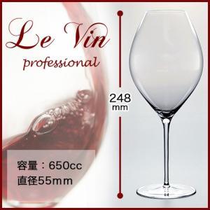 ワイン ソムリエ Sommelier  ワイングラス ル・ヴァン・プロフェッショナル・ローヌ(赤ワイングラス)|wsommelier