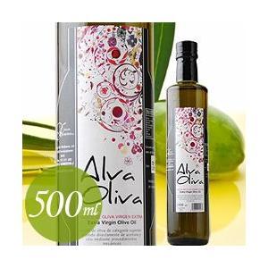 アルヴァ・オリーヴァ・ドリカ オレイコラ・アルヴァレス 500ML スペイン アンダルシア エクストラヴァージン・オリーブオイル 500ml|wsommelier