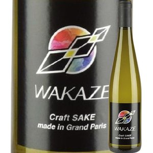 SALE!セラヴィ・ワカゼ・クラフトサケ クラ・グラン・パリ フランス パリ 日本酒 750ml