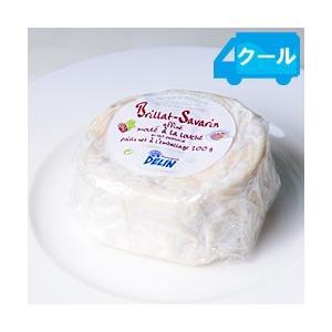 ブリア・サヴァラン 約200g BRILLAT SAVARIN フランス チーズ(フレッシュタイプ)|wsommelier
