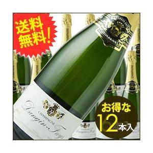 ワイン シャンパン・スパークリングワイン 送料無料 ケース販売12本入 ブリュット・ダンジャン・フェイ ポール・ダンジャン・エ・フィス NV フランス wine|wsommelier