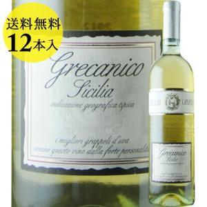 ワイン 白ワイン 送料無料 ケース販売12本入 グレカニコ デュカ・ディ・カマストラ(IEI) 2016年 イタリア シチリア 辛口 750ml wine wsommelier