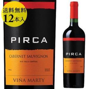 ワイン 赤ワイン 送料無料 ケース販売12本入 ピルカ・カベルネ・ソーヴィニョン ヴィニャ・マーティ 2016年 チリ ペンカウエ・ヴァレー フルボディ 750ml wine|wsommelier