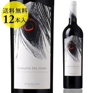 ワイン 赤ワイン 送料無料 ケース販売12本入 コラゾン・デル・インディオ ヴィニャ・マーティ 2016年 チリ ペンカウエ・ヴァレー フルボディ 750ml wine|wsommelier