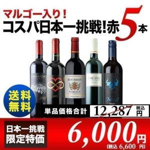 SALE ワイン 赤ワインセット「4」ブルゴーニュ入り!コスパ日本一セット 赤6本 送料無料 wine set|wsommelier
