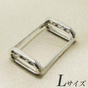 ブローチを帯留めに変身!万能くん金具 L(1.7×2.5cm) シルバー(silver) [n3](和装 着物)|wsp