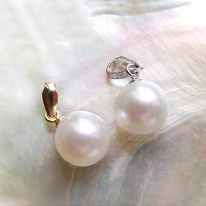 真珠 パール ペンダントトップ [n2]|wsp