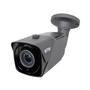 防犯カメラ 屋外 寒冷・温暖地対応 赤外線 4K 800万画素 WTW-ER195YFH2|wtw