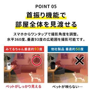 防犯カメラ ワイヤレス 家庭用 自動 追跡 追尾 ペットカメラ 屋内 ベビー スマホ SDカード|wtw|10