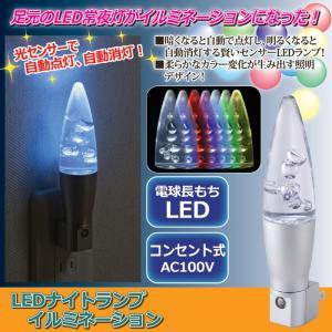 LEDナイトランプイルミネーション|wtz