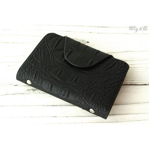 カードケース GVCB BK ( カード入れ 牛革 本革 レザー 牛皮 )|wutty