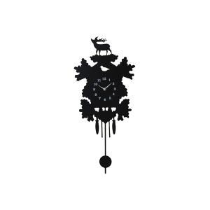 掛け時計 フォレスト 振り子時計 (おしゃれ 掛時計)|wutty