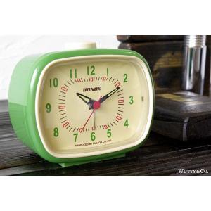 置時計 目覚まし時計 ClassicBell GR (おしゃれ 置き時計 )|wutty