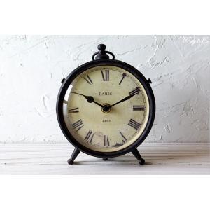 置時計 1863 Stand Clock  (アンティーク調 置き時計 おしゃれ クロック)|wutty