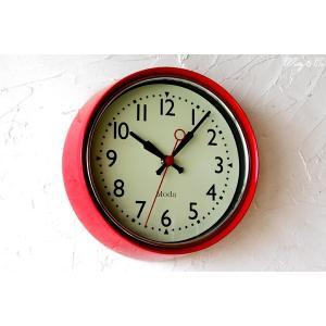 壁掛け時計 ClassicRound RD ( シンプル 壁かけ時計 )|wutty