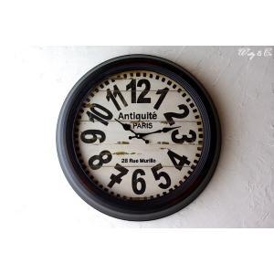 壁掛時計 28 Rue Murillo Clock ( アンティーク調 掛時計 )|wutty