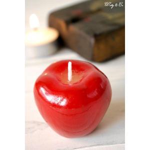 アロマキャンドル プチギフトアップル (Candle ロウソク)|wutty