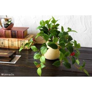 フェイクグリーン カメリア 光触媒加工 ( 人工観葉植物 イミテーショングリーン )|wutty