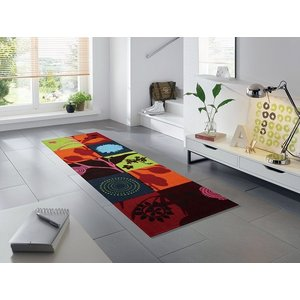 キッチンマット Summer Breeze 60x180cm (屋外・屋内兼用)|wutty