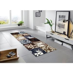 キッチンマット Mystic Leaves 60x180cm (屋外・屋内兼用)|wutty