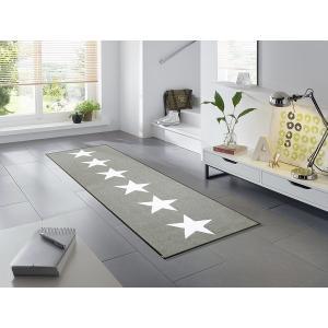 キッチンマット Stars sand 60x180cm (屋外・屋内兼用)|wutty