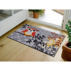玄関マット Amalia 50x75cm (屋外・屋内兼用)|wutty