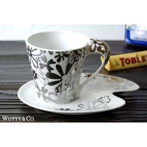 カップ&ソーサー Dizzy (コーヒーカップ ティーカップ)|wutty