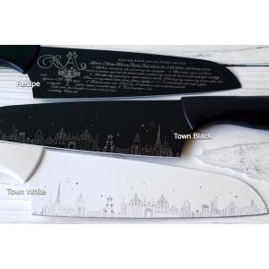 包丁 グレービングナイフ (三徳包丁 文化包丁 ステンレス)|wutty