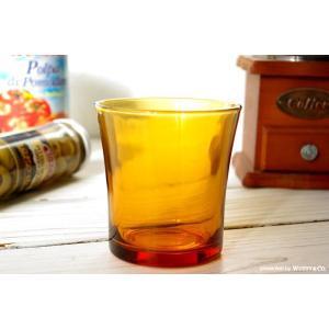 グラス コップ DURALEX ベルメール アンバー (タンブラー)|wutty