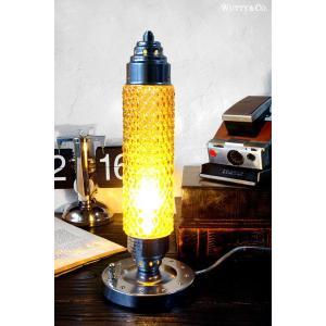 テーブルライト CORN Amber (照明器具 デスクライト)|wutty