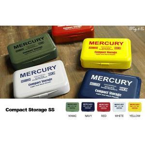 収納ケース  MC Compact SS  (プラスチック 小物入れ)|wutty