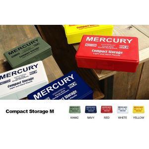 収納ケース  MC Compact M  (プラスチック 小物入れ)|wutty