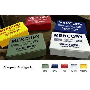収納ケース  MC Compact L  (プラスチック 小物入れ)|wutty
