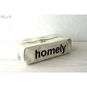 ティッシュケース Canvas Tissue Cover White(きなり色) ( おしゃれ ティッシュカバー ティッシュボックス キャンバス ) HT wutty