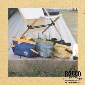 ランチバッグ トートバッグ 保冷 保温 お弁当 おしゃれ ピクニックバッグ ロッコ グローバルアロー ROCCO wystyle