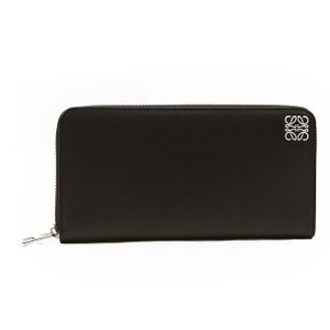 ロエベ 財布 長財布 LOEWE 109N54.F13 1100 ZIP AROUND WALLET BLACK|x-sell