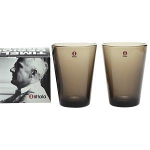 イッタラ IITTALA グラス カルティオ ペア ハイボール 950871 400ml サンド|x-sell