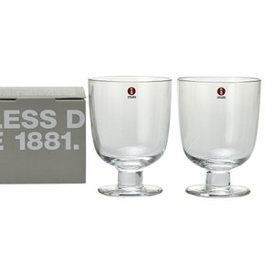 イッタラ IITTALA グラス 951169 ペア 350ml クリア レンピ|x-sell