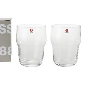 イッタラ IITTALA ペア グラス 365136 450ml クリア LEMPI レンピ  【お取り寄せ】|x-sell